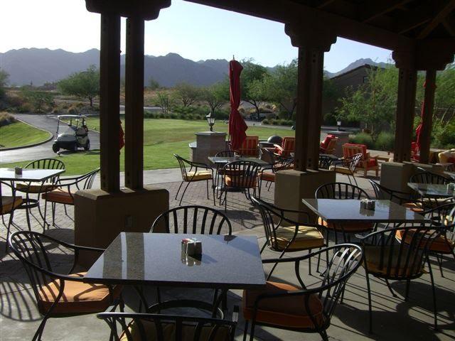 Verrado Golf Course In Buckeye Raven Club Grille